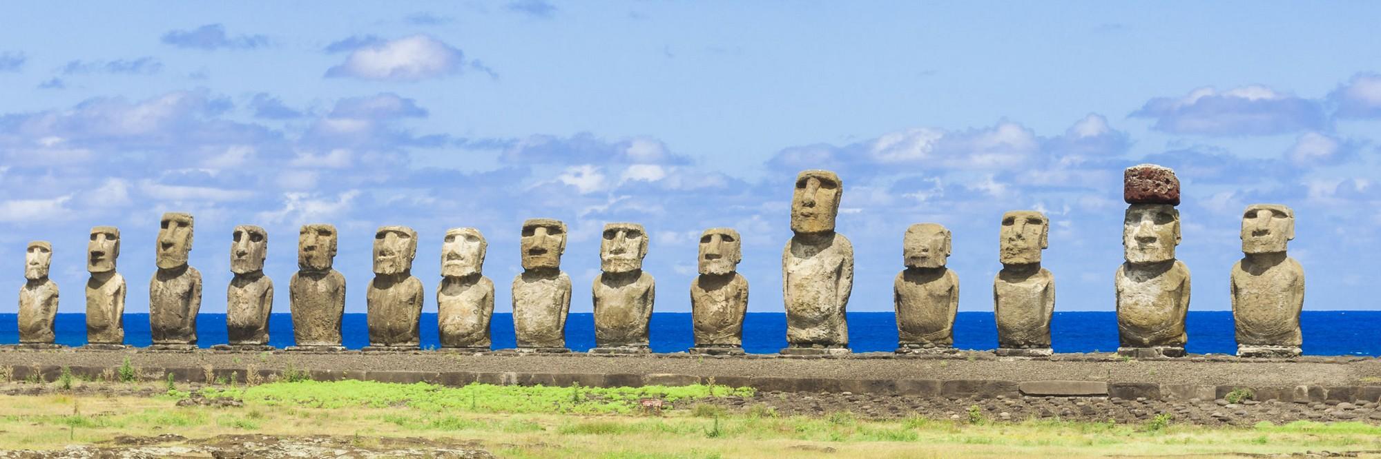 Voyage Ile de Pâques Chili