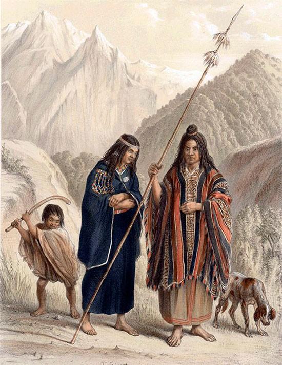 Peuple Mapuche
