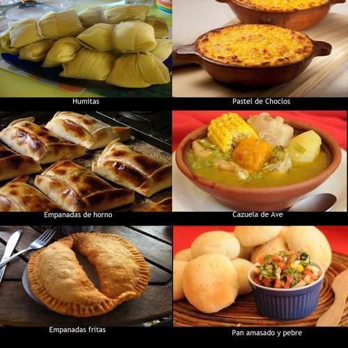 Cuisine du Chili