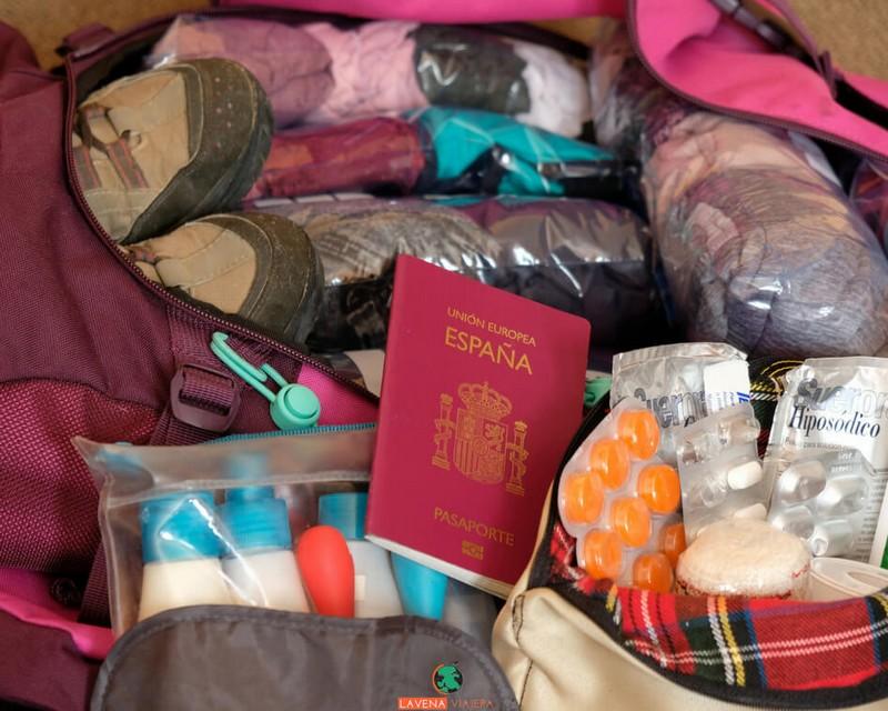 Chili voyage vêtements