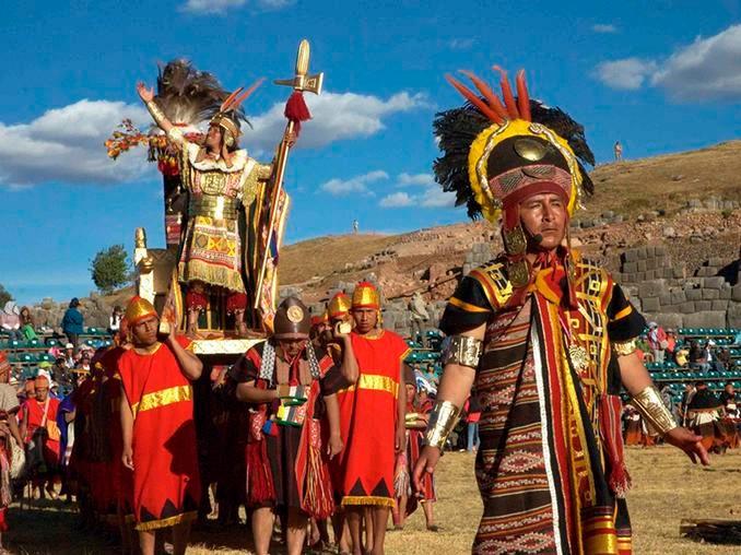 Incas Pérou