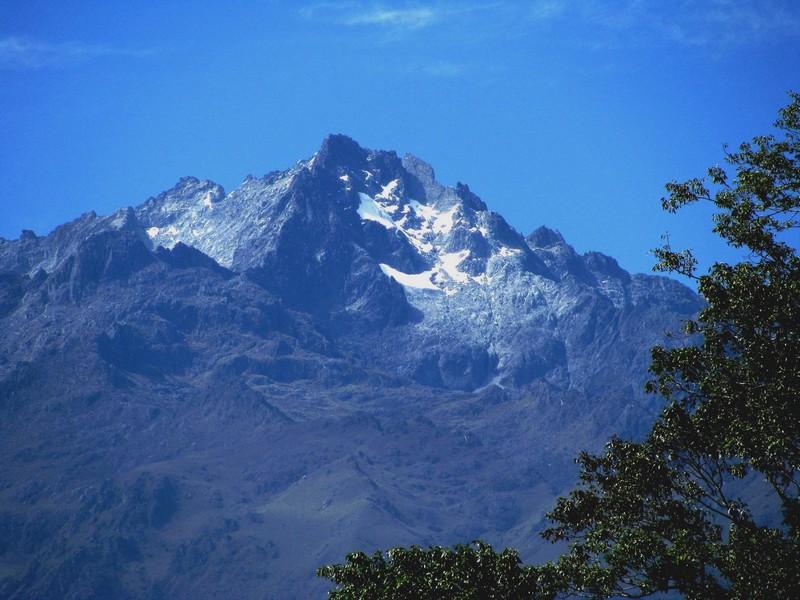 Montagne Pic Bolivar Venezuela