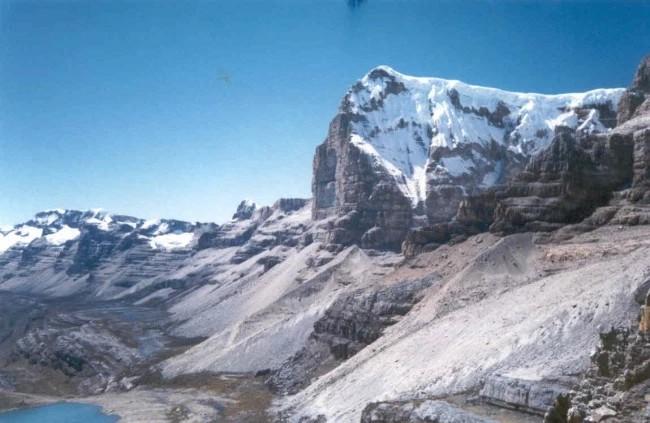 Montagne Ritacuba Blanco Colombie