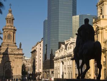 Place de Armes de Santiago