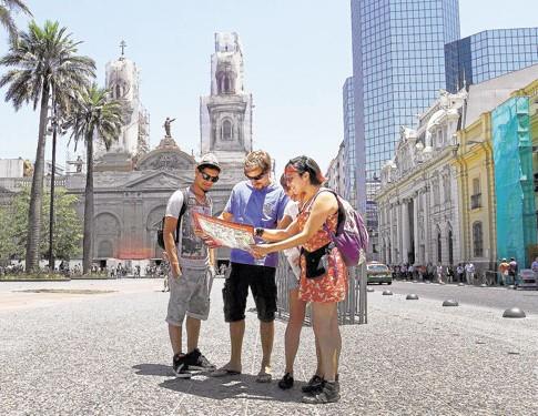 Vocabulaire voyage Chili