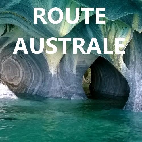 Voyage Route Australe Chili