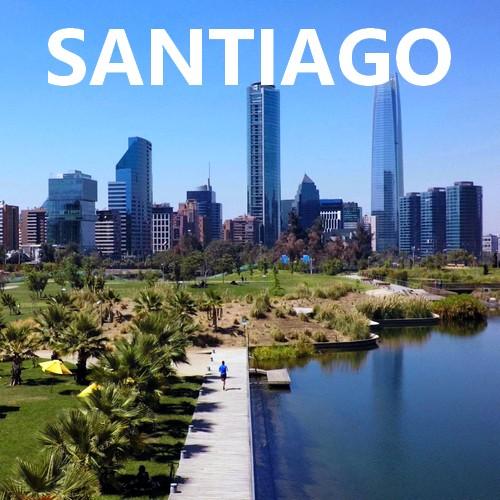 Voyage Santiago Chili