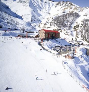 Ski au Chili à Chillan
