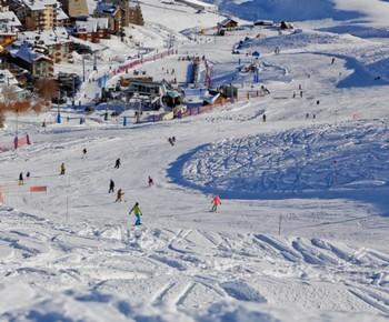 Ski au Chili à La Parva