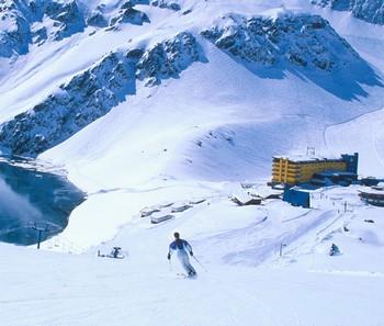 Ski au Chili à Portillo
