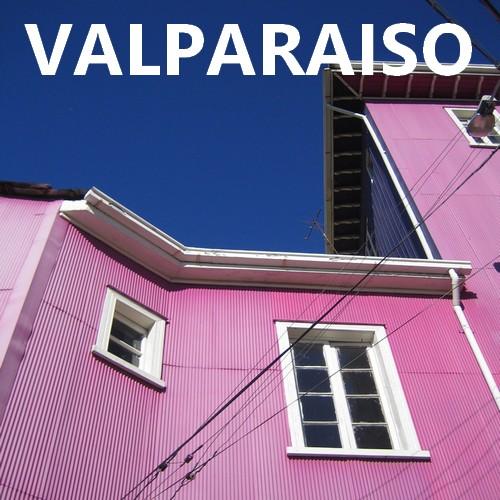 Voyage Valparaiso Chili